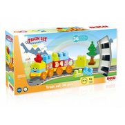 Dolu 36 Piece Train Set