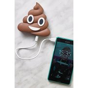Emoji Poo Power Bank