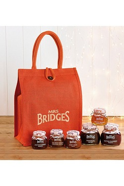 Mrs Bridges Hamper Bag