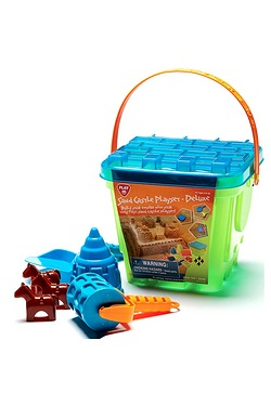 Sandcastle Playset - Deluxe