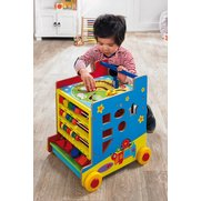 8-In-1 Activity Learning Cart