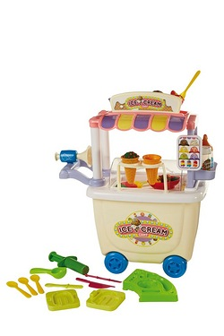Dough Ice Cream Cart