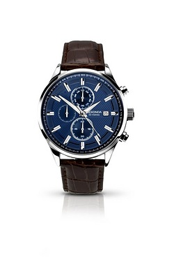 Gents Blue Sekonda Watch