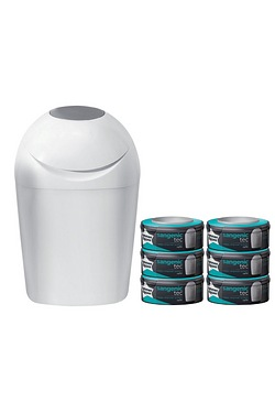 Tommee Tippee Nappy Bin Starter Pack