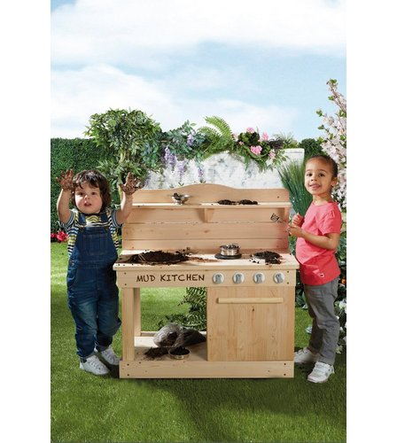 Wooden Mud Kitchen | Studio