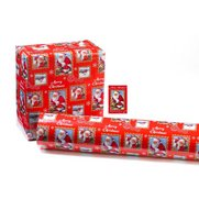 6m Traditional Santa Wrap & Tags Offer