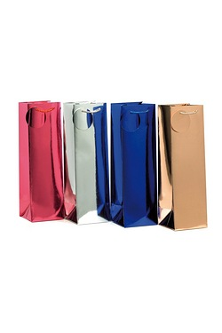 Set Of 4 Bottle Bags