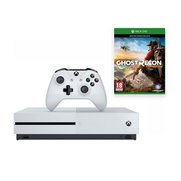 Xbox One S White 500GB Console + Gh...