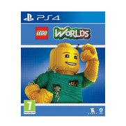 PS4: LEGO Worlds