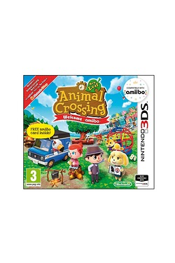 3DS Animal Crossing New Leaf Welcom...