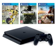 PS4 Pro: 1TB Console + Ghost Recon ...