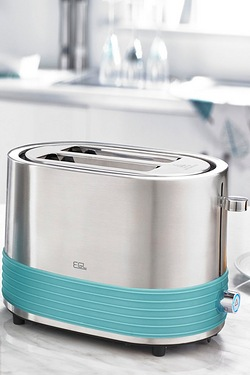 EGL 2-Slice Stainless Steel Toaster