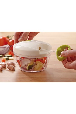 Mini Pull Food Chopper/Processor