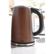 Stainless Steel Wooden Finish Jug K...