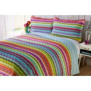 Peru Bedspread With FREE Pillowshams
