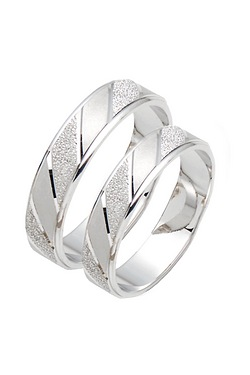 White Gold Wedding Band Offer