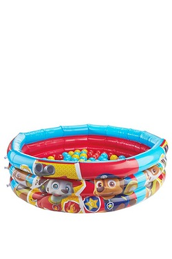 Paw Patrol 3 Ring Inflatable Pool