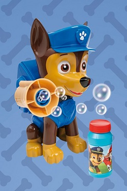 Paw Patrol Chase Bubble Machine