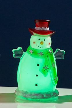 Colour Change Mini Snowman