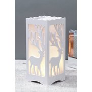 Warm White Stag Light