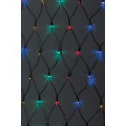 LED Chasing Net Lights