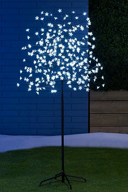 5ft LED Multi-Function Blossom Tree