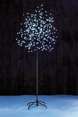 6ft LED Multi-Function Blossom Tree