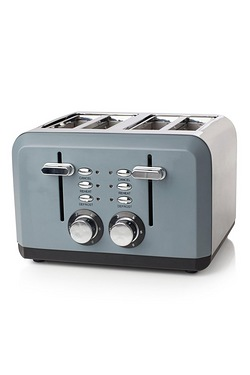 Haden Perth Sleek 4 Slice Toaster