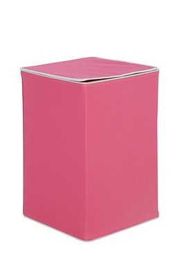 Lidded Laundry Hamper