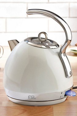 1.8 Litre Stainless Steel Sparkle Dome Kettle