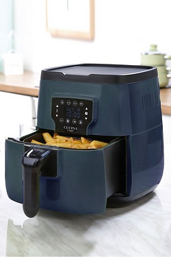 Cucina LCD Digital Air Fryer