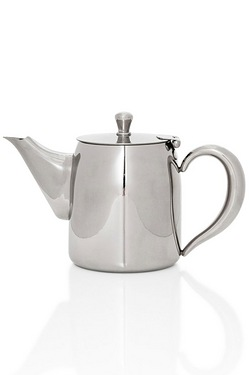 Sabichi Concierge Collection Stainless Steel Teapot