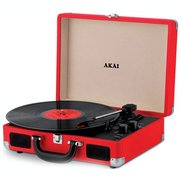 AKAI Bluetooth Rechargeable Suitcas...