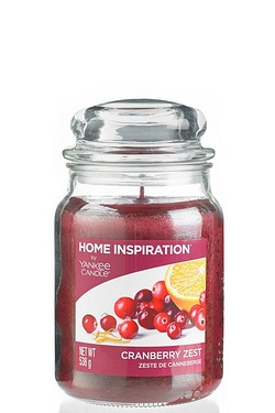Yankee Candle Large Jar Cranberry Zest