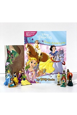 My Busy Books - Disney Princess