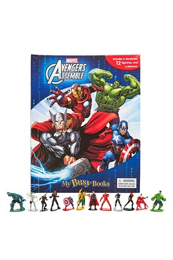 My Busy Books - Marvel Avengers