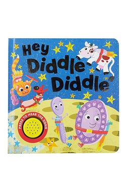 Song Sounds Book - Hey Diddle Diddle