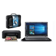 "Lenovo B50 15.6"" Laptop PC Bundle"