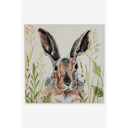 In The Meadow Bunny Canvas
