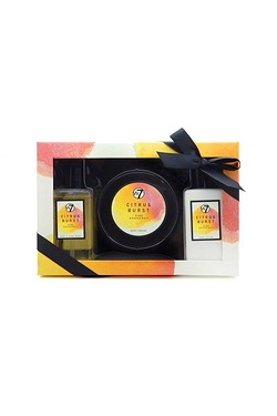 Citrus Burst Bath and Body Gift Set