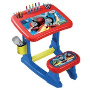 Thomas And Friends Activity Desk