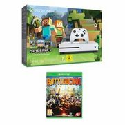 Xbox One S 500GB Bundle: Minecraft ...