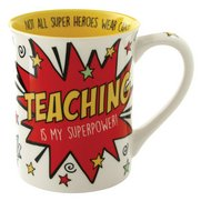 Teaching Is Power Mug