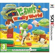 3DS: Poochy & Yoshi's Woolly World