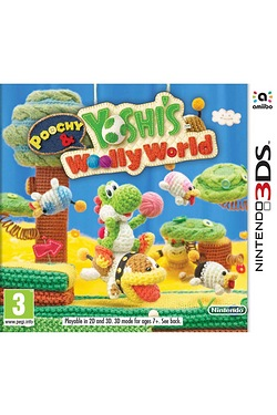 3DS: Poochy and Yoshis Woolly World
