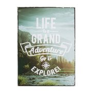 Life's An Adventure Canvas