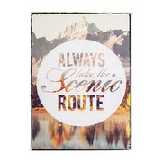 Scenic Route Canvas