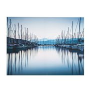 Harbour Reflections Canvas