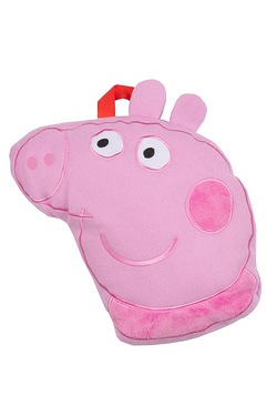 Peppa Oink Travel Blanket