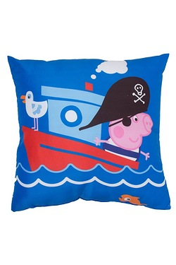 George Pirate Square Cushion